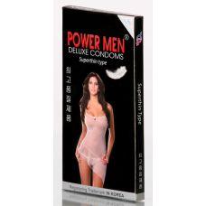 02 Hộp Power Men Siêu Mỏng: Thiết kế siêu mỏng cho bạn cảm giác như thật ( 02 hộp x 12 cái )